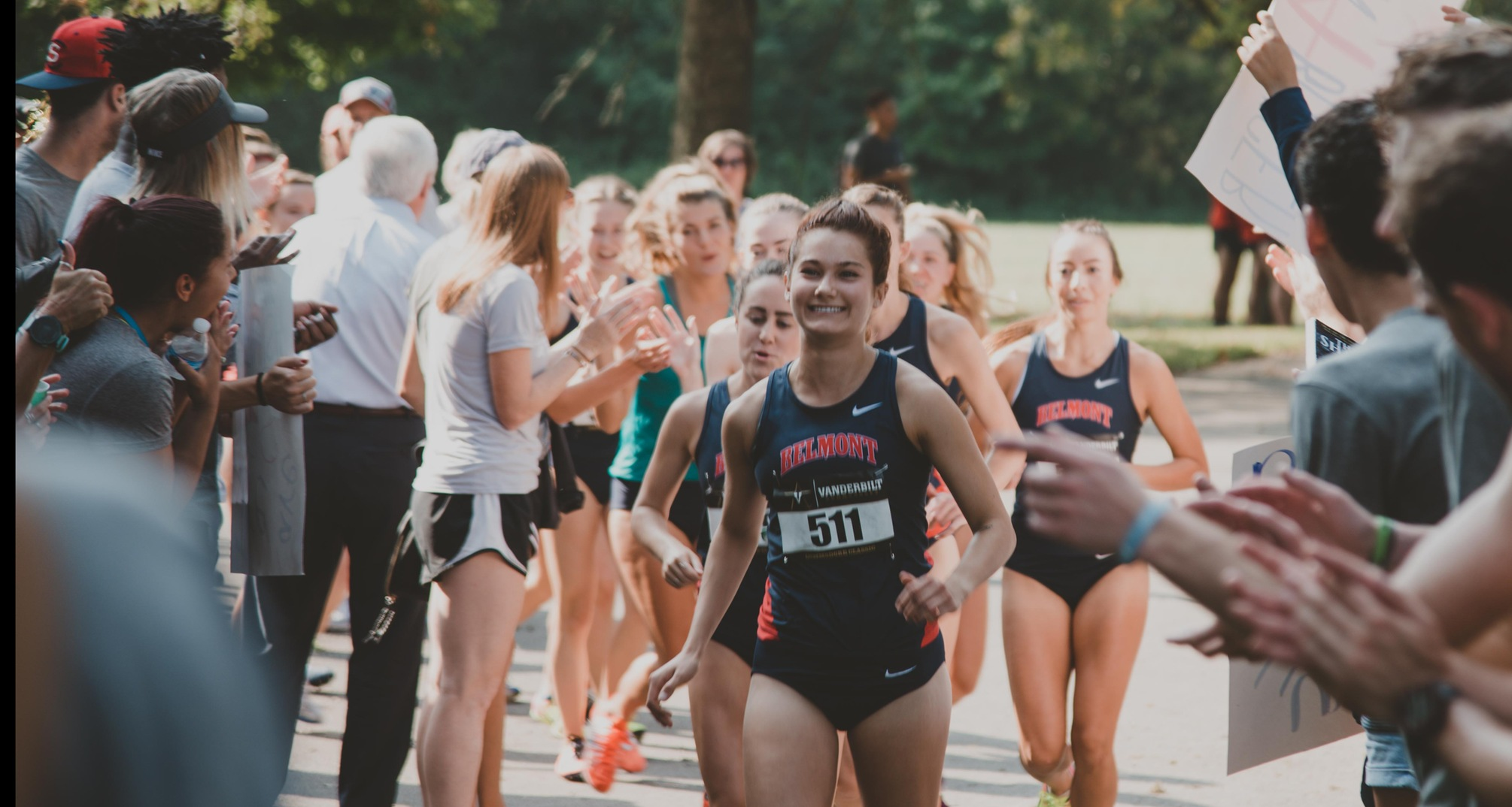 Women's Cross Country Releases 2018 Schedule