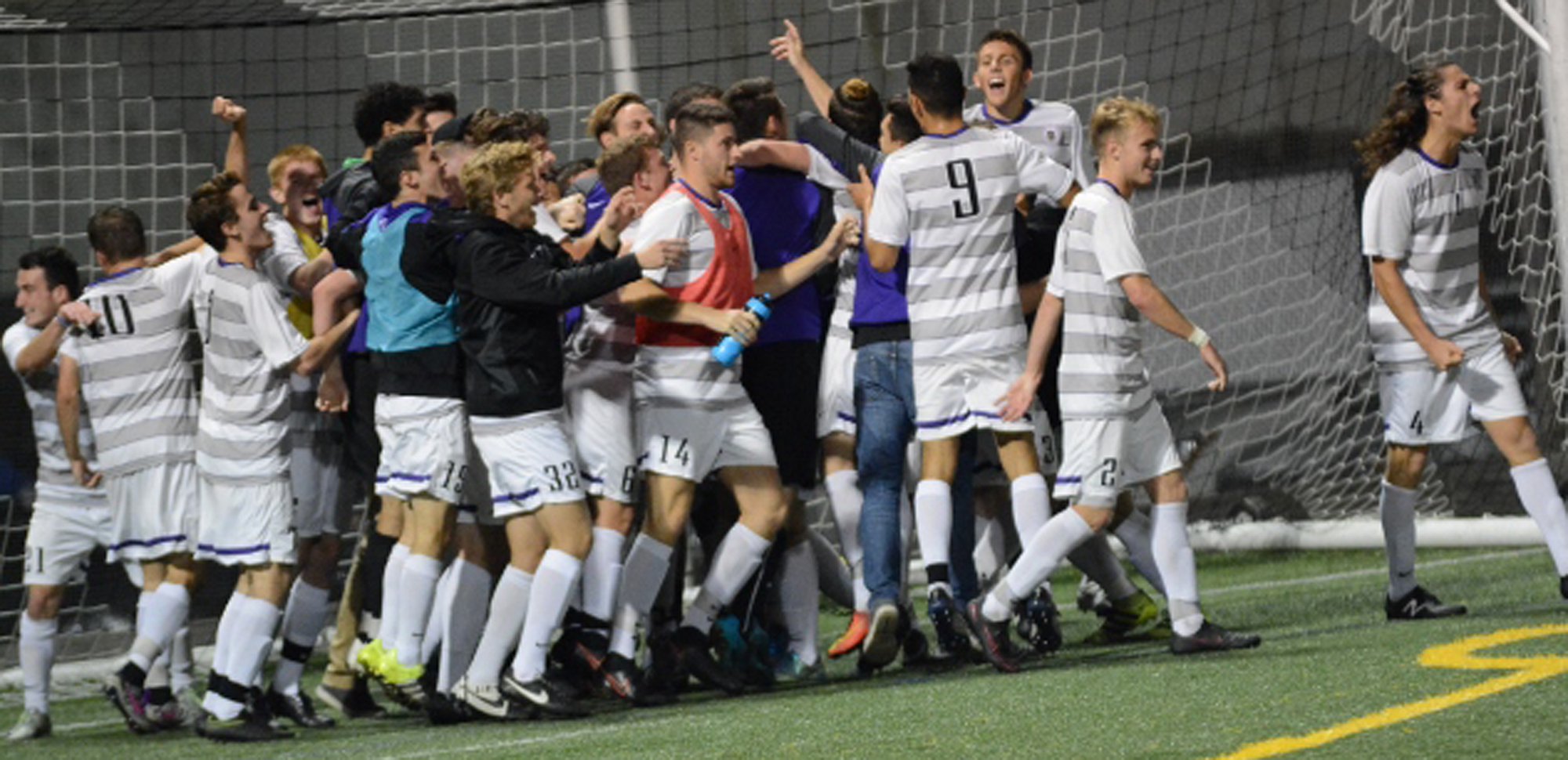 Men's Soccer Draws Penn State Behrend in First Round of NCAA Tournament
