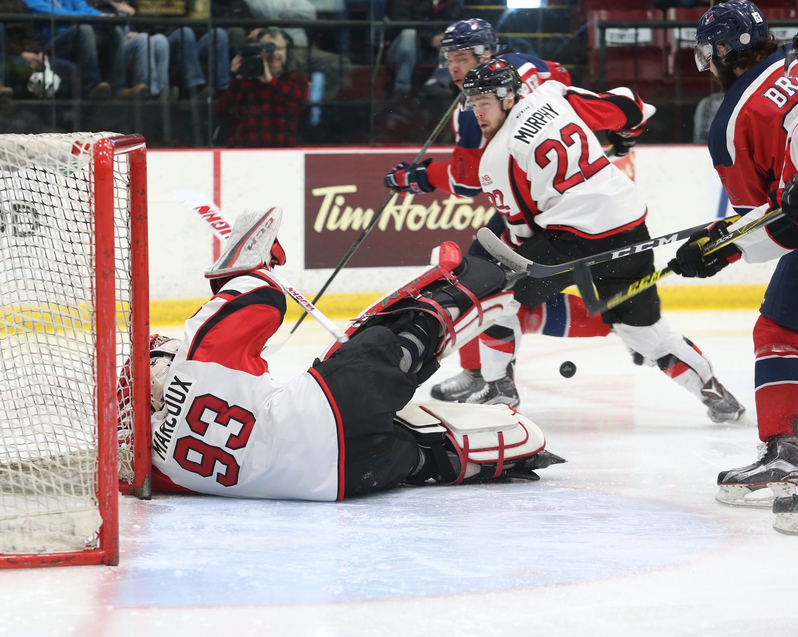 SEMI-FINAL #1 2017 U SPORTS Cavendish University Cup: UNB shuts out Axemen to advance to U Cup final