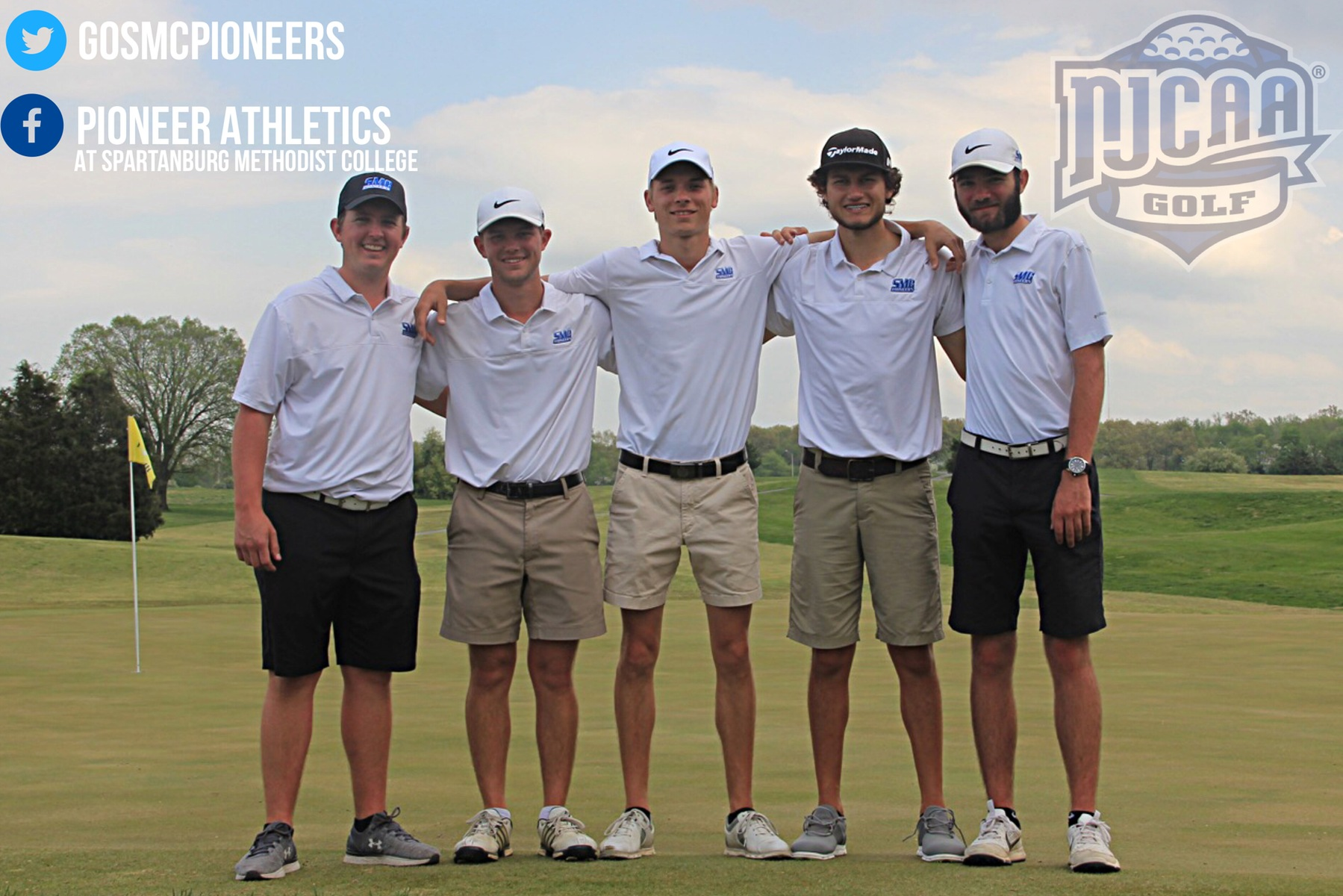 Mens Golf Finishes 8th in the District IV Championships, Qualifies for NJCAA DI National Tournament