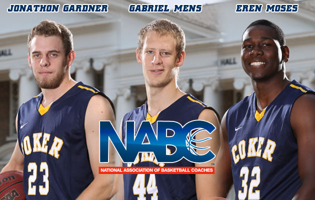 Three Cobras Named to NABC Honor Court
