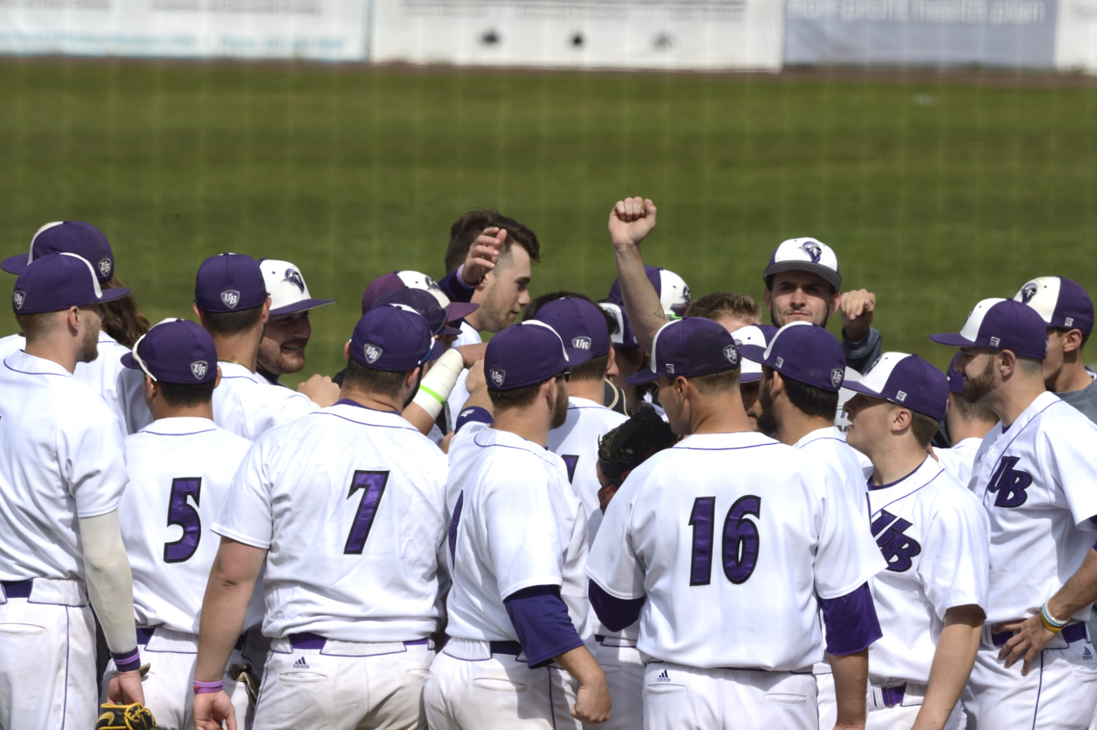 Purple Knights Split A Pair OF Baseball Games On Day Three In South Carolina