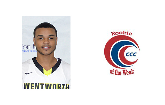 Colon Earns CCC Rookie of the Week Honors