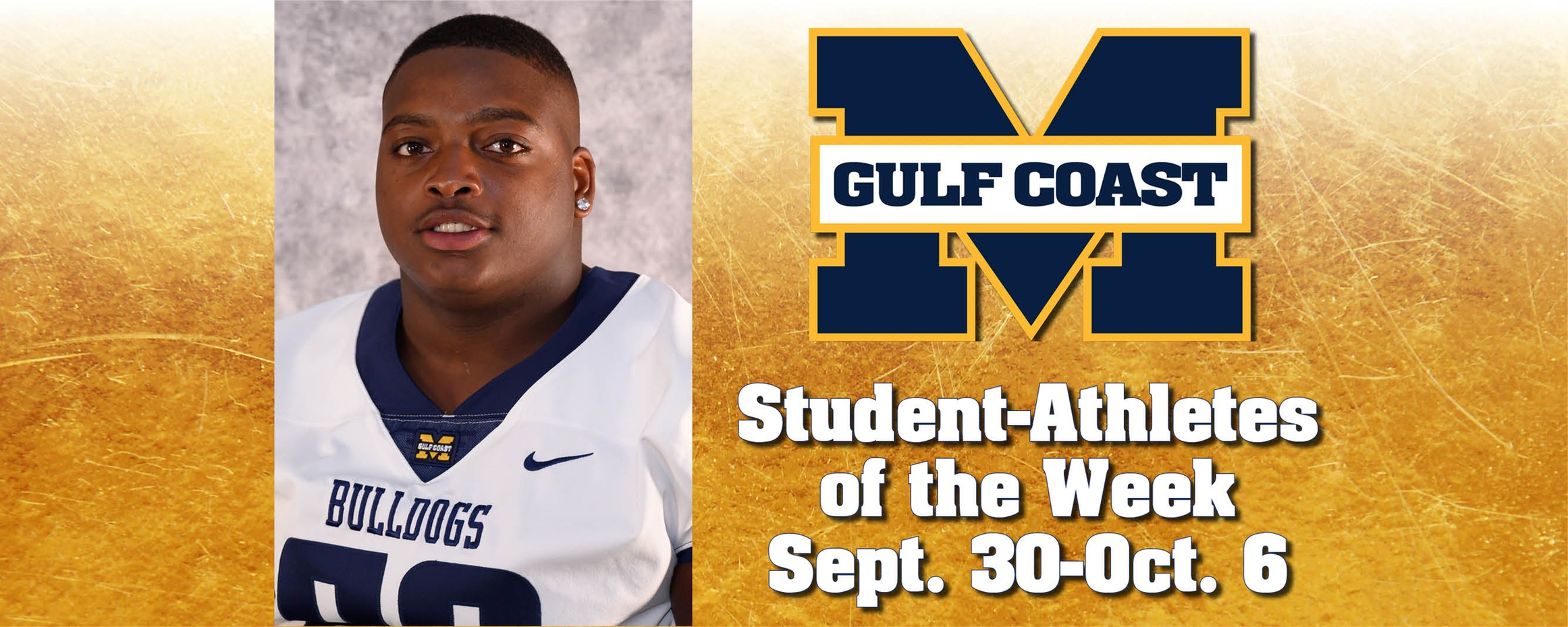 Merritt named MGCCC Student-Athlete of the Week