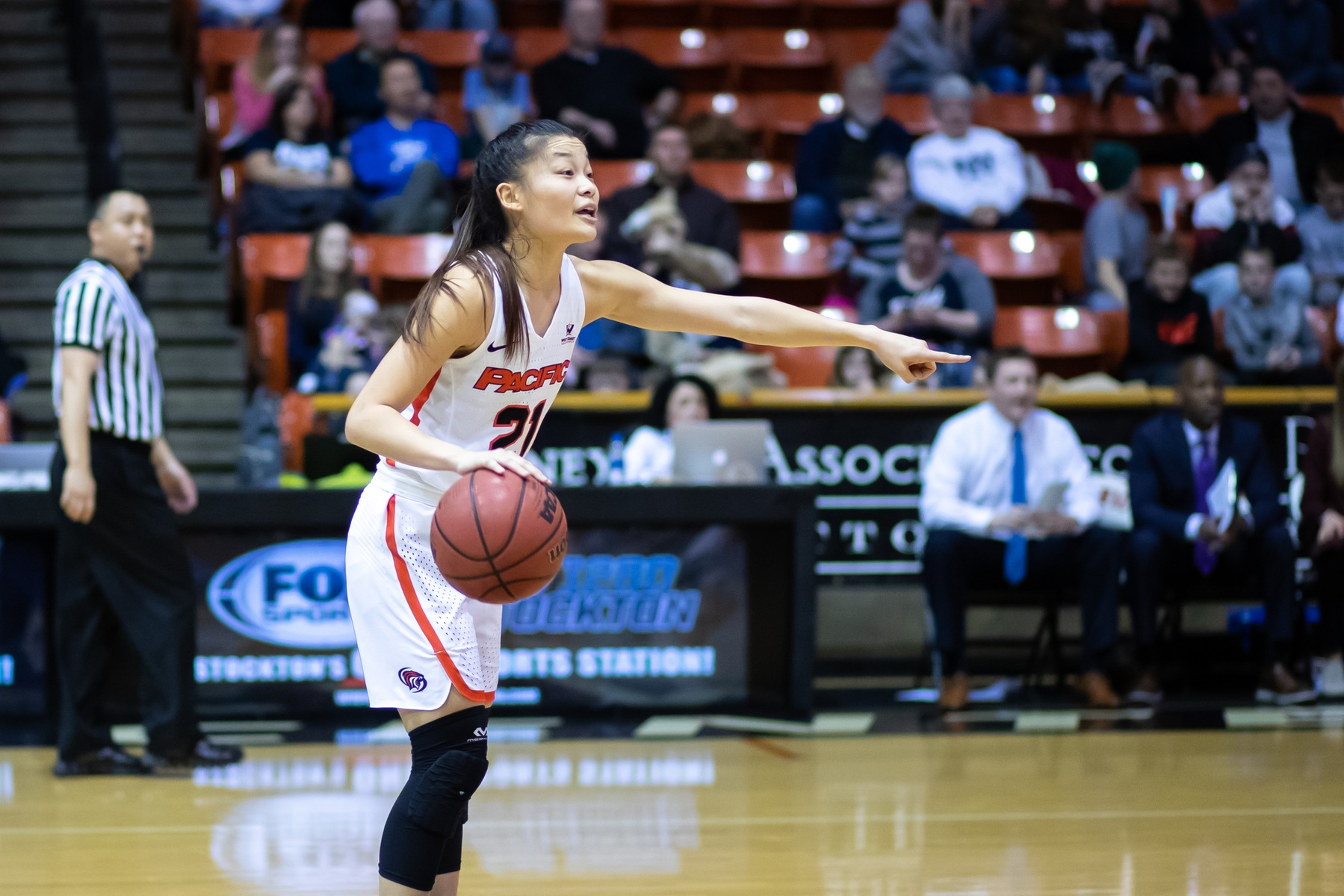 Pacific rolls to 79-47 victory over San Diego