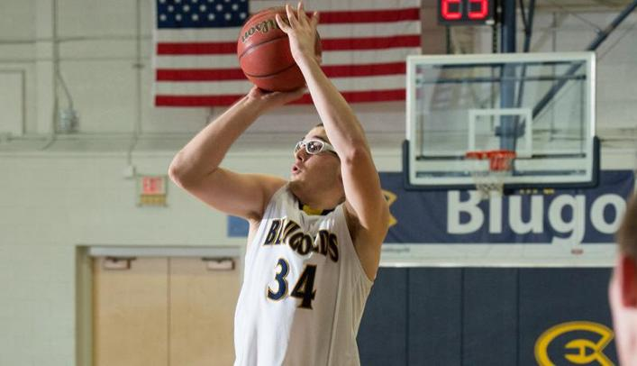 Cold Shooting for Blugolds Leads to Big Loss at Oshkosh