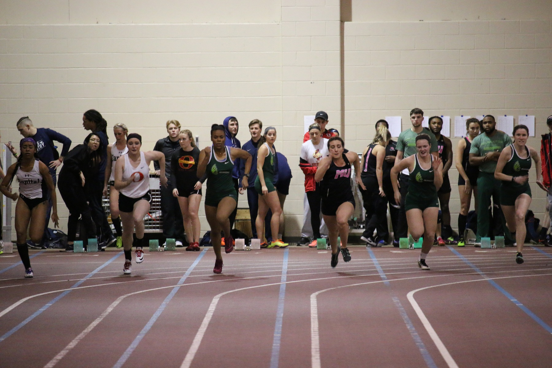 Women's Track and Field Heads to Indoor All-Ohio