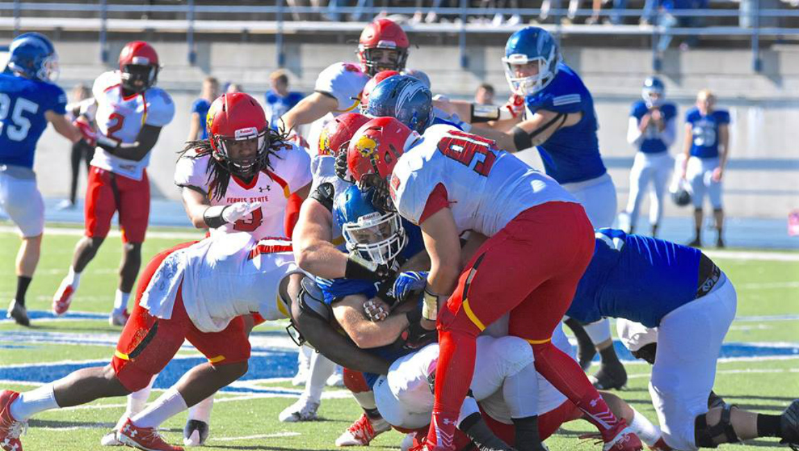Ferris State Football Wins Fourth-Straight Game By Beating Hillsdale In Road Triumph