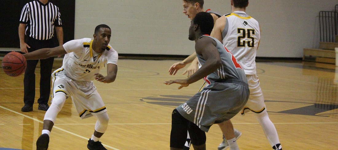 Men's Basketball Drops 99-95 (OT) Contest Against St. Joseph's (Ind.)