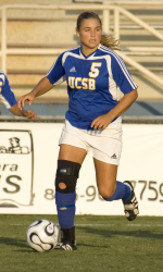 UCSB Women's Soccer Preview: Speed, Depth, Highly Touted Recruits Create High Expectations for 2008 Gauchos