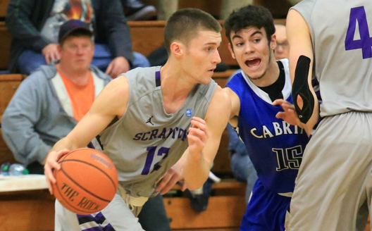 Freshman guard Kevin Doolan scored a season-high 18 points, including 14 in the second half, to lift the Royals to a 64-61 victory over Hanover College (Indiana) at the D3hoops.com Classic in Las Vegas Monday evening.