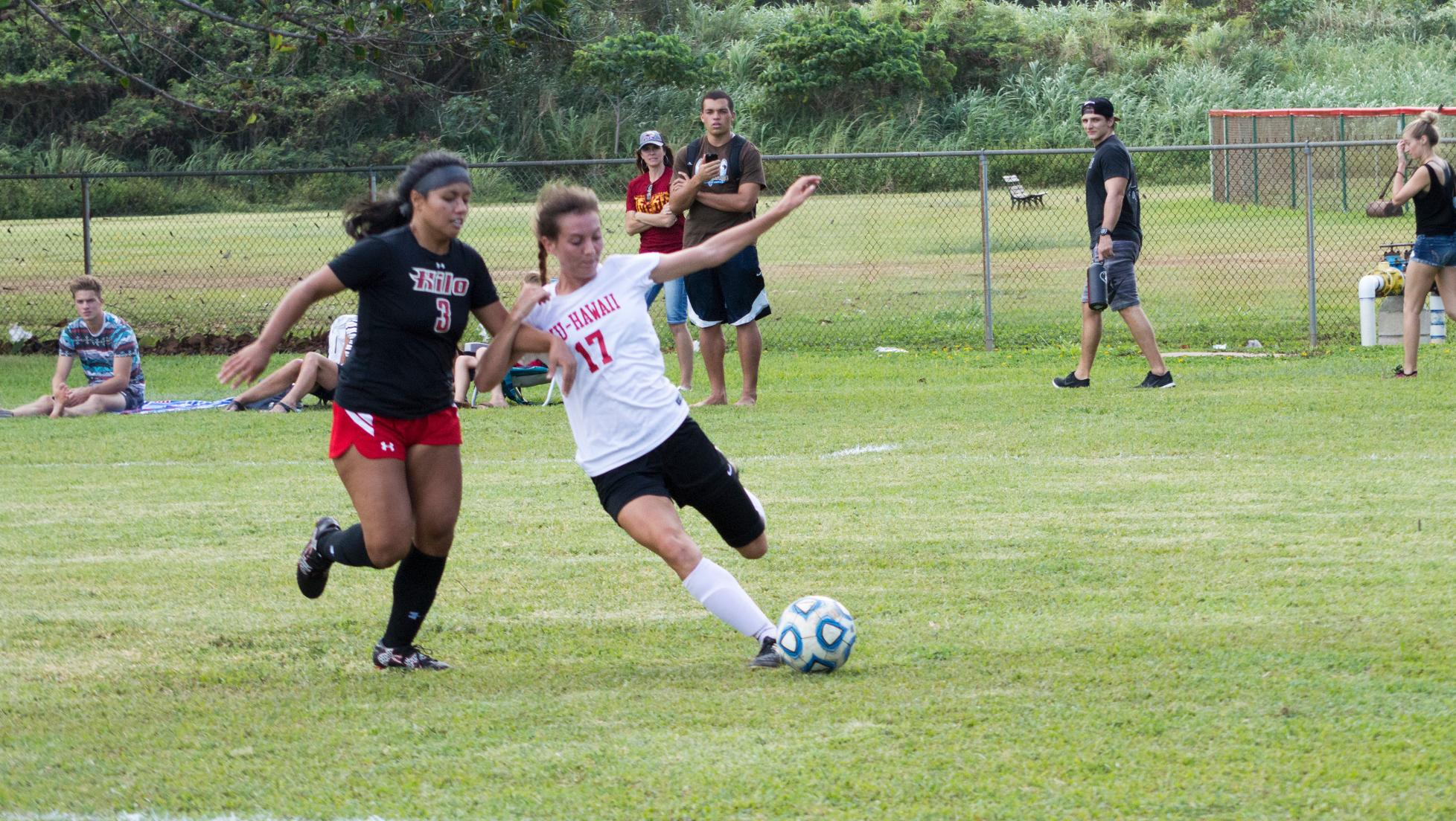 Seasiders hold off Vulcans