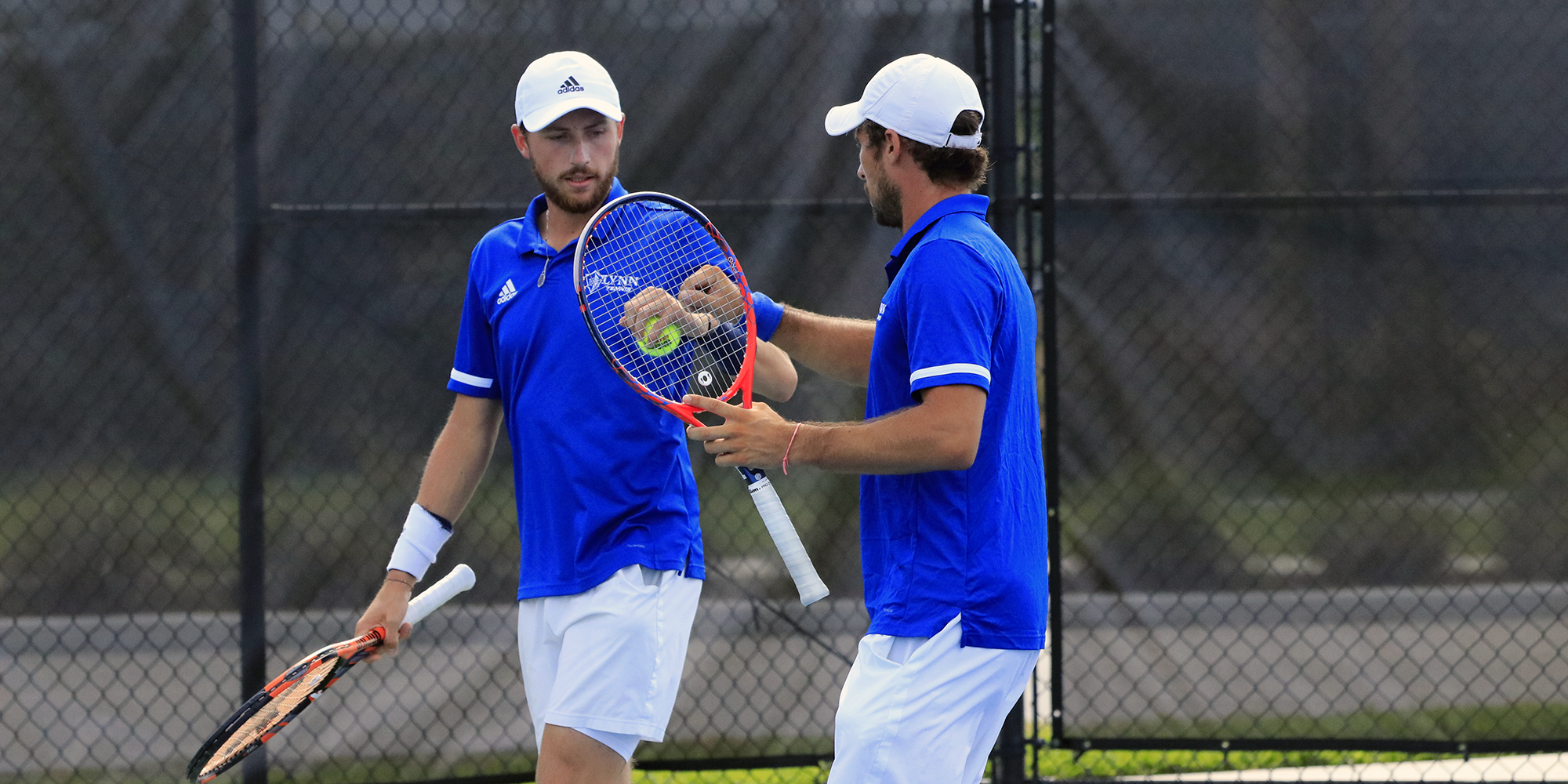 Men's Tennis Shifts up in National Rankings