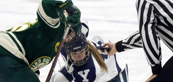 Chancellor scores lone goal as Yale falls to Vermont