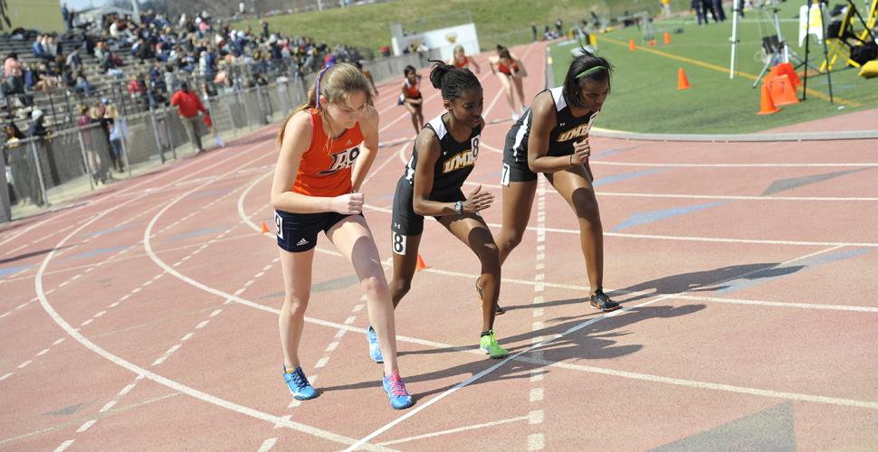 UMBC Women's Track and Field Receives All-Academic Team Honor from USTFCCCA