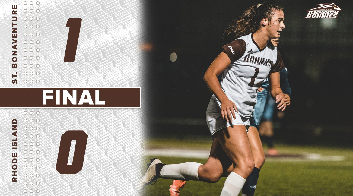 Filian's Goal Sends Bonnies To Second Consecutive A-10 Triumph