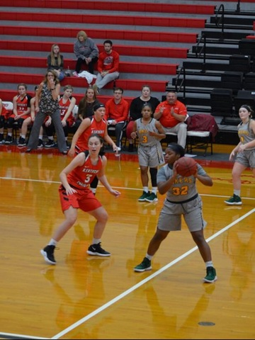 Lady Lakers Drop two in Rio Grande Tourney