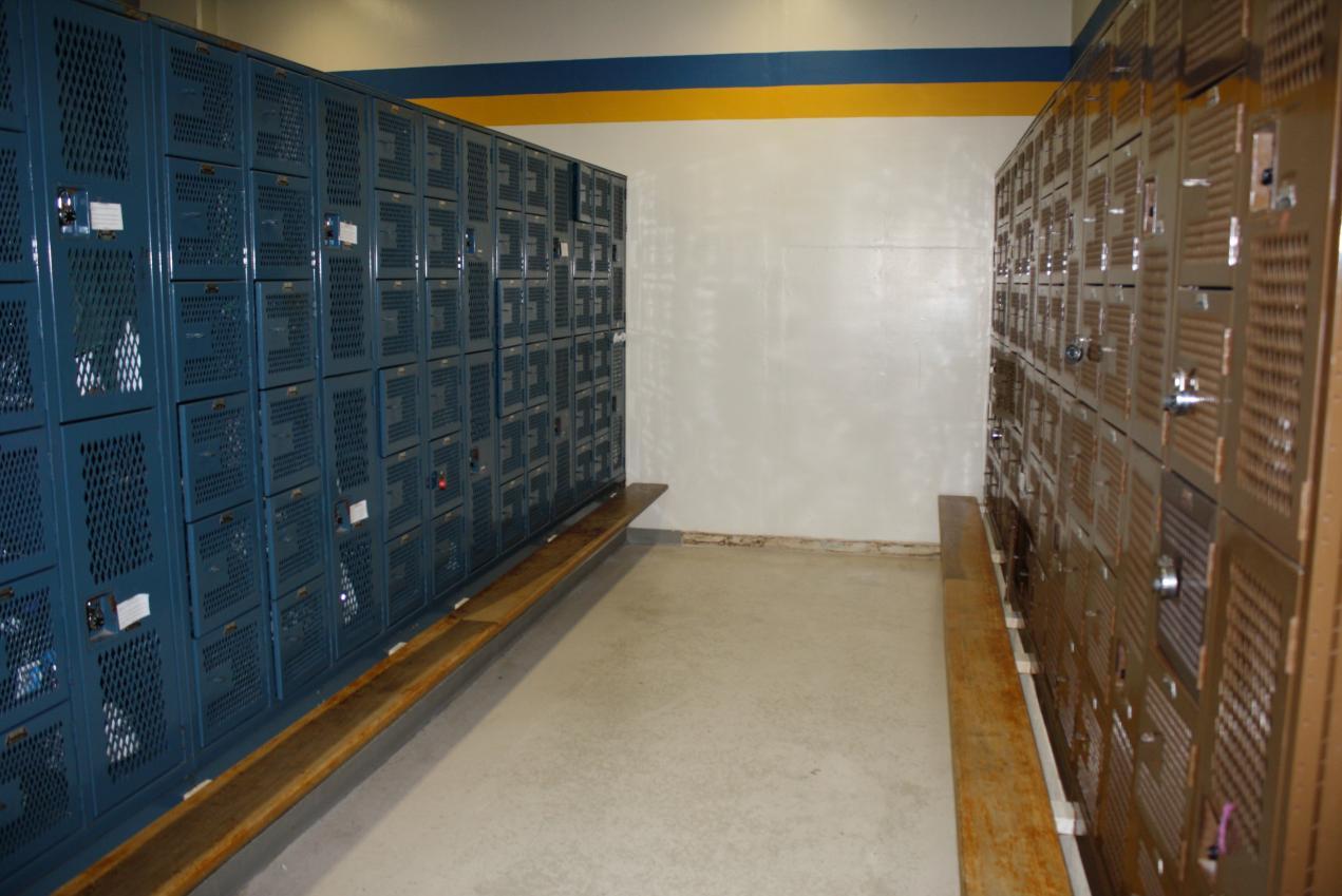 Gallaudet University Athletic Locker Rooms Gallaudet