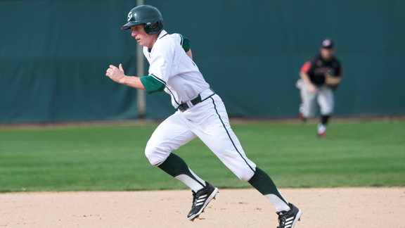 BASEBALL OUTLASTED BY UTAH 5-4 IN SERIES FINALE