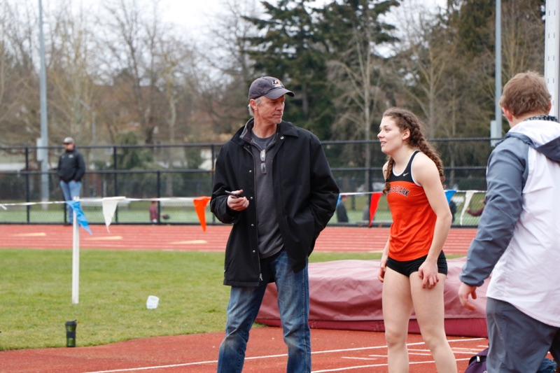 Pios compete in two track meets on Saturday