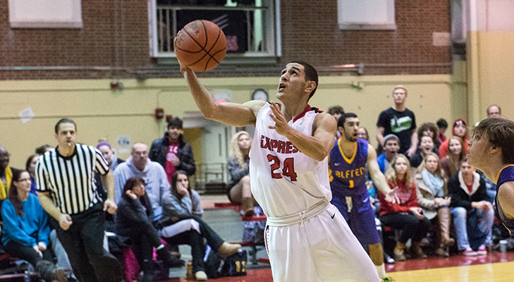 Men's Basketball Snaps Streak With Win Over Nittany Lions