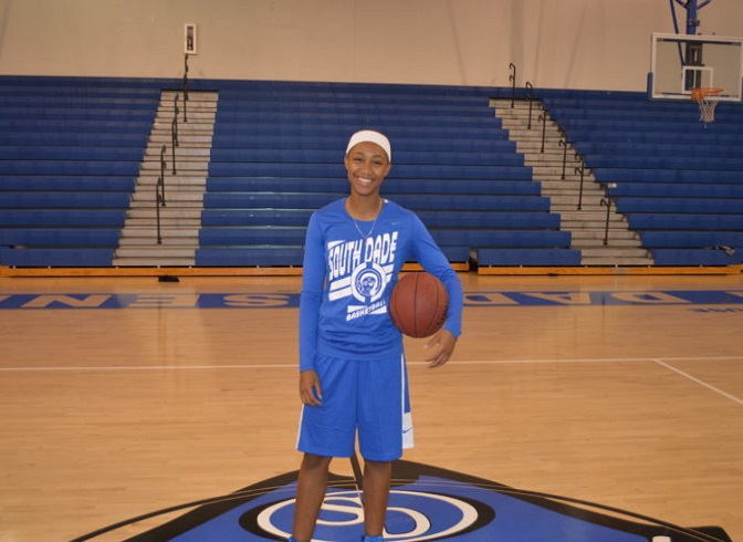 Photo for Shakayla Ewing Commits to SCC!