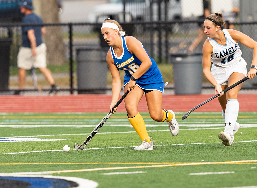 Field Hockey Knocks Off Fitchburg State