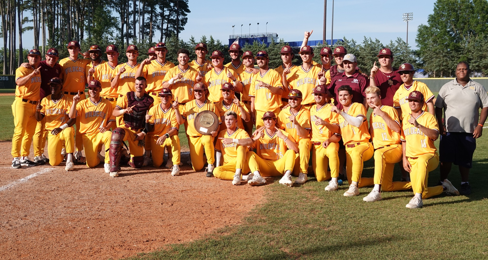 No. 6 Pearl River routs No. 1 LSU-Eunice to win Region XXIII Title