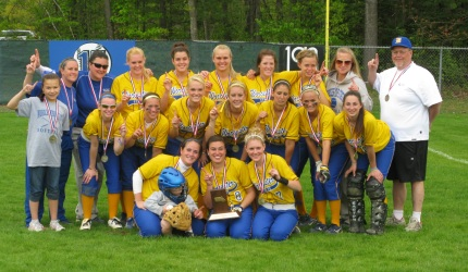 Second Seeded Worcester State Captures First MASCAC Softball Tournament Title With 2-1 Victory Over Top Seeded Westfield State In 2011 Championship Game