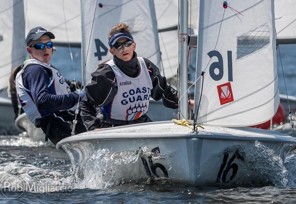 Coed Sailing Advances to the ICSA Gill National Championship Semifinals