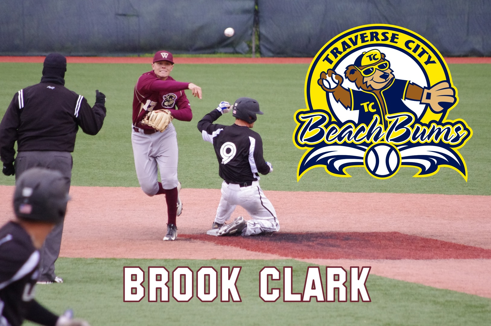 Former Cav Brook Clark Drafted By Traverse City
