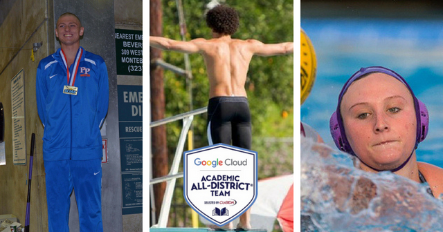 Three SCIAC Student-Athletes Garner Google Cloud All-District At-Large Honors