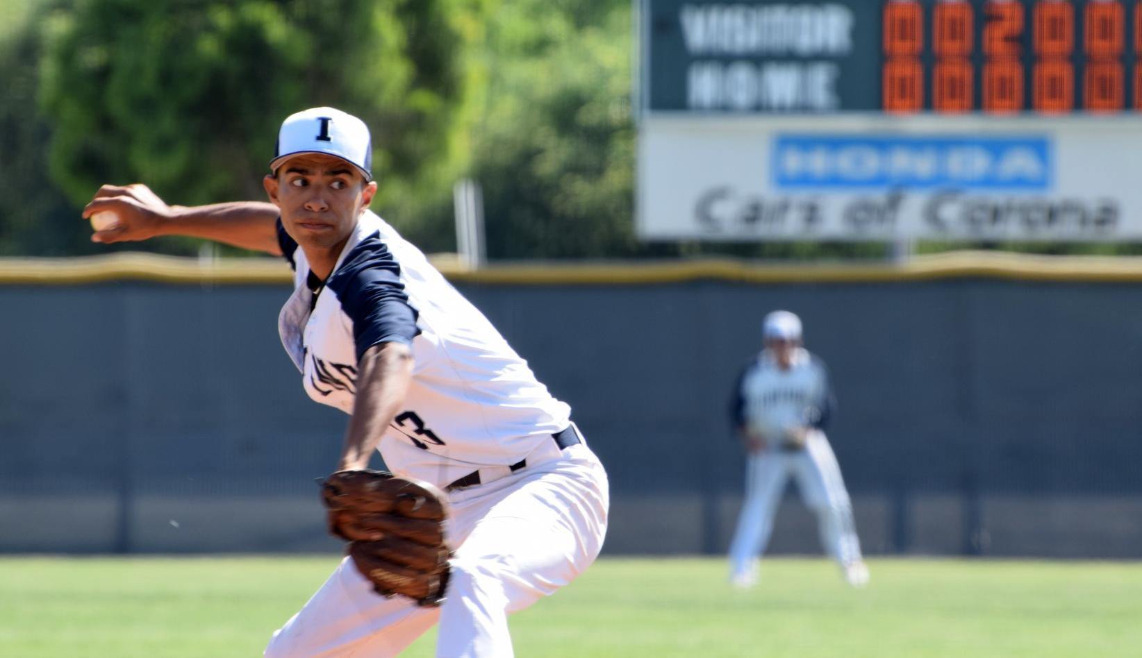 Baseball team falls behind early, can't catch Santa Ana