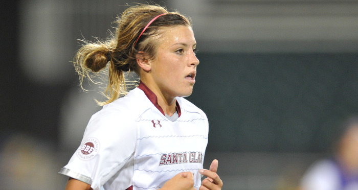 Women's Soccer Tabbed to Win WCC; Two Players Honored on Preseason All-WCC Team
