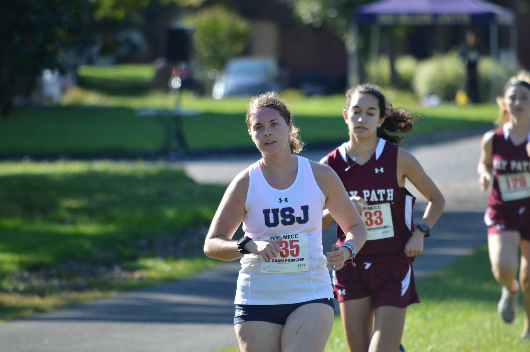 Bay Path University Cross-Country Opens Season at Emmanuel College Meet