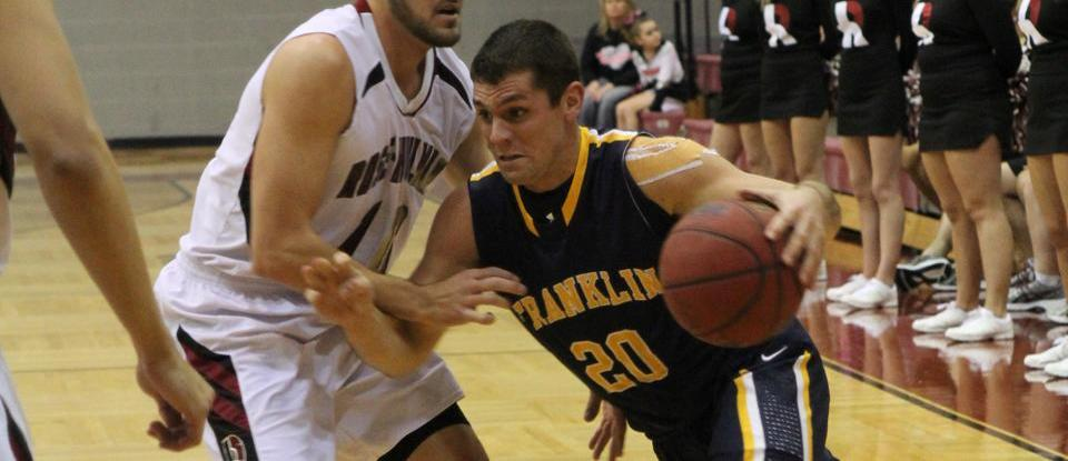Men's Basketball Loses at Transylvania