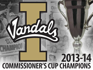 Idaho Wins Commissioner's Cup