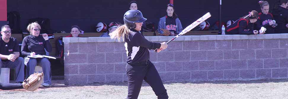 Home sweep propels Spartans atop HCAC
