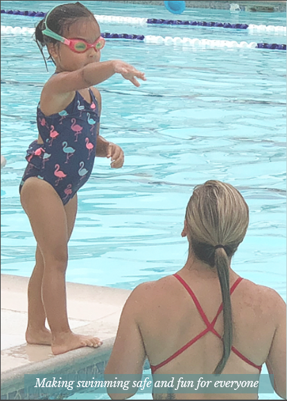 Interested in Swim Lessons? Sign up today!