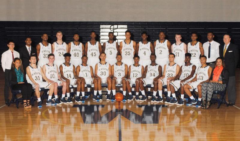 U High Basketball Roster N.C. Wesleyan