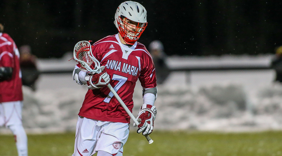 Glover Scores Five in Men's Lacrosse Victory over Thomas
