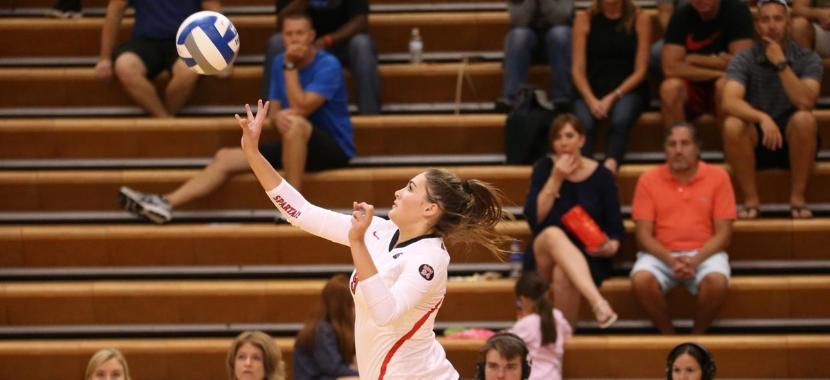 Spartans Defeat Buccaneers in Five Set Thriller