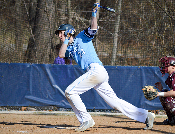 Baseball Splits with Grinnell