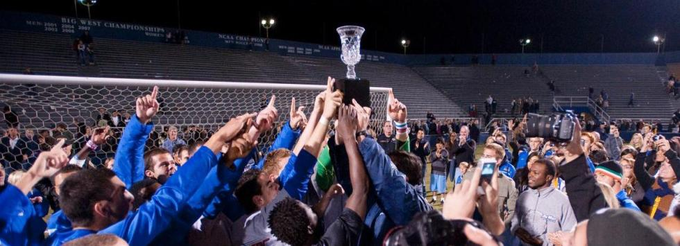Gauchos Favored to Win Big West Title