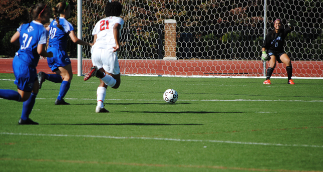 #11 Lynchburg Strikes Early to Down CNU in 2-0 Victory