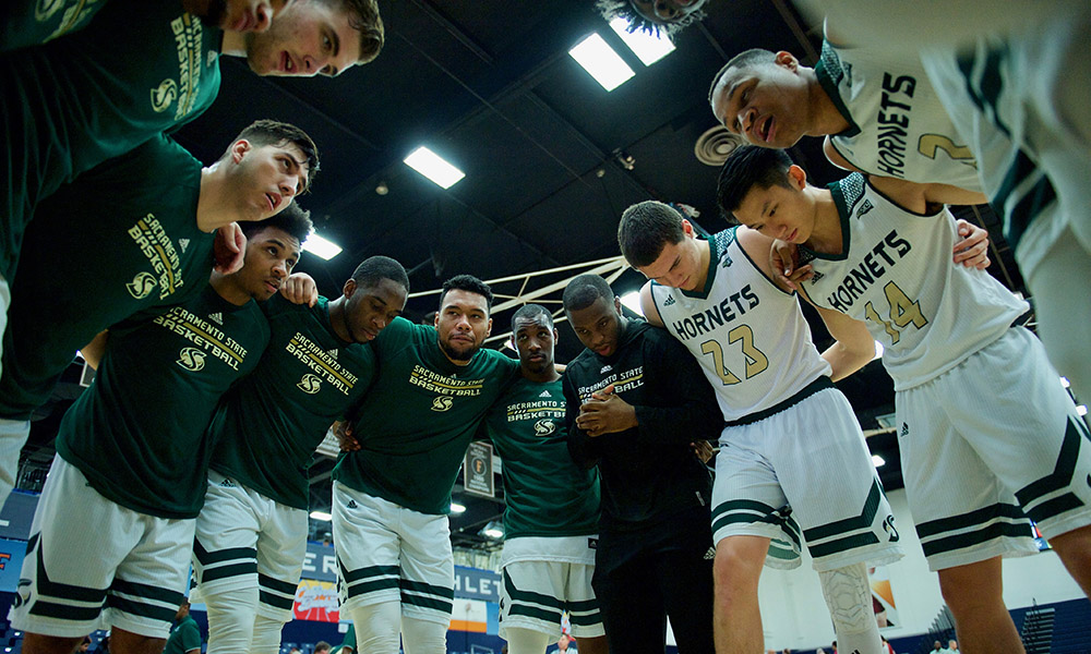 MEN'S HOOPS PLAYS FIRST BIG SKY ROAD GAME THURSDAY AT IDAHO