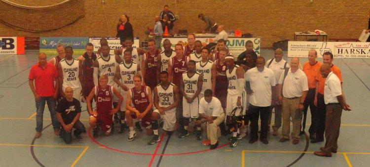 Vikings Run by Meppel Red Giants in European Opener, 91-56
