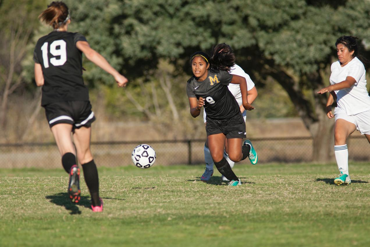 College of Marin Women's Soccer Grabs First Win of Season Over Merritt College