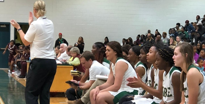 Lady Gators Rout New Hampstead