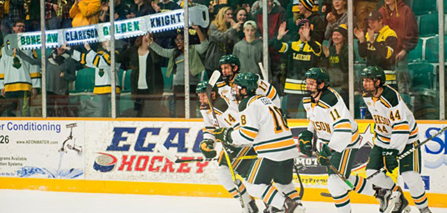 Clarkson Extends Unbeaten Streak to 8 Games with Win Over Dartmouth